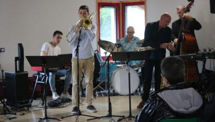Le Quintet Phoebus fait vibrer le Jazz dans notre village